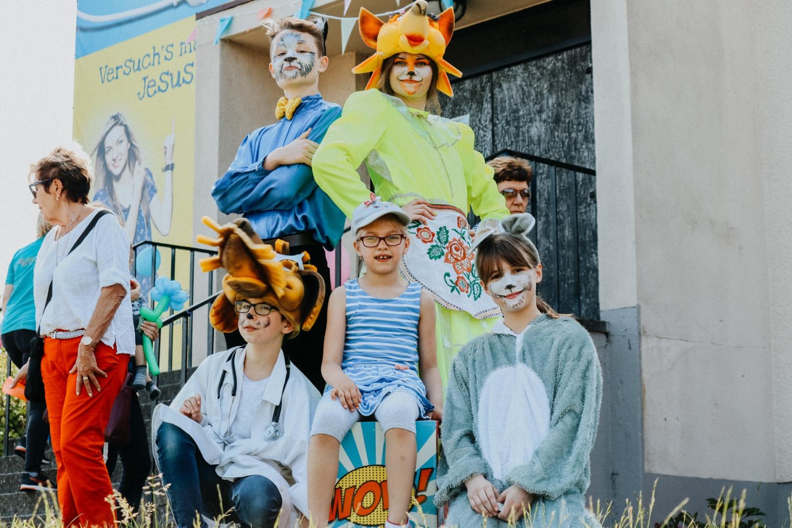 Kindersommerfest 2019